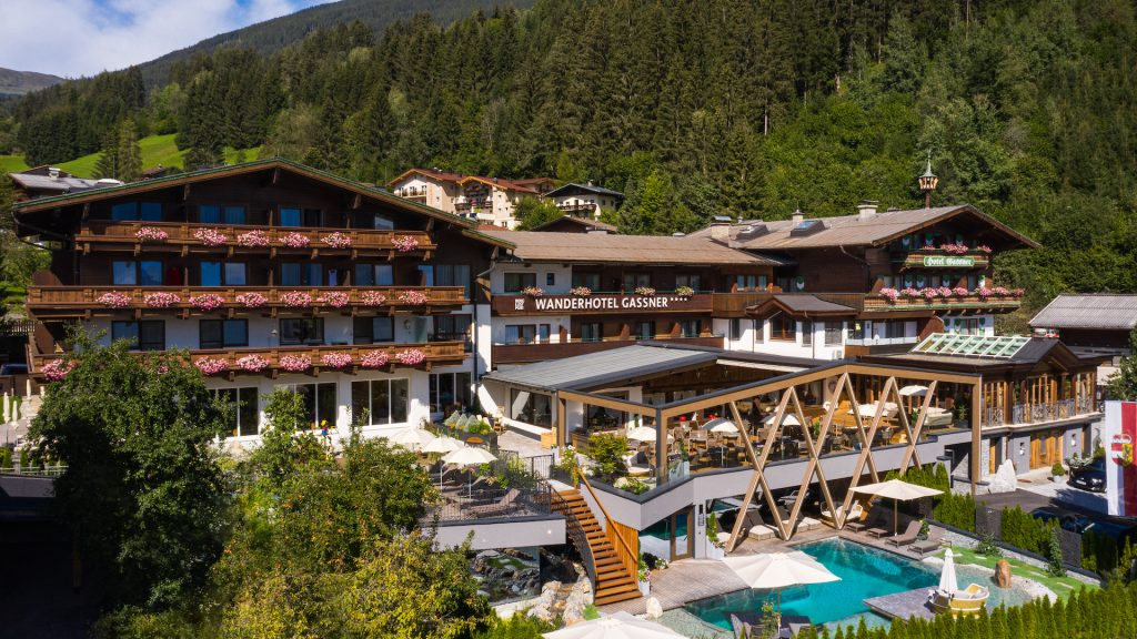 Expedition Wandern im Wanderhotel Gassner****Superior
